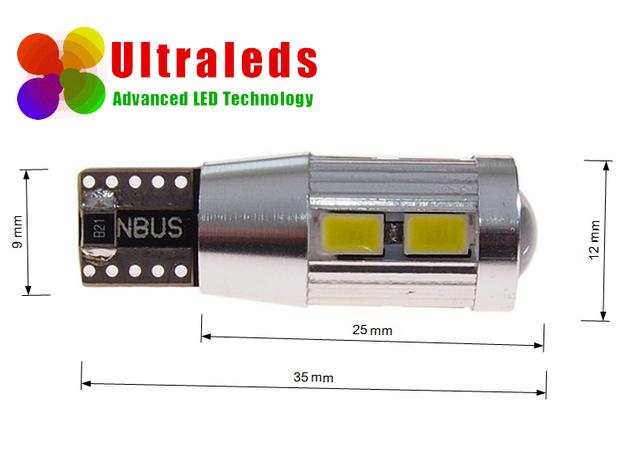 Rewelacyjna żarówka LED w5w